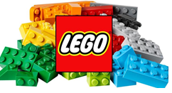 Lego picture heading for web page